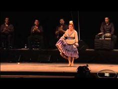Eva 'Yerbabuena' en la Noche Blanca del Flamenco d