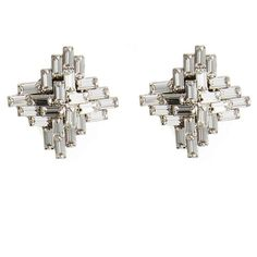 Moon and Lola -  Gramercy Studs