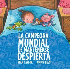 Es hora para Stella de ir a la cama, pero como puede hacerlo sin acostar antes a la cerdita Rosa, al ratón Amperio y Sapo de Trapo.«¡Soy la campeona mundial de mantenerse despierta!», dice la cerdita Rosa, saltando sobre ...
