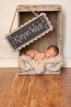 Cute diy newborn photography props ideas 41