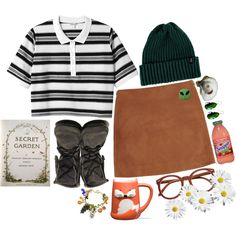 Hey, You've Got All The Money Honey. by nocturnal-in-daylight on Polyvore