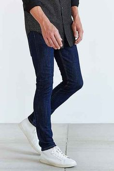 Levis 510 Rigid Skinny Jean - Urban Outfitters