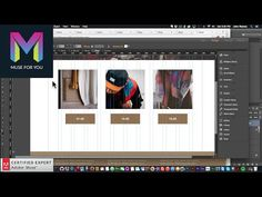 A useful looking tutorial on how to build a website from scratch in Adobe Muse