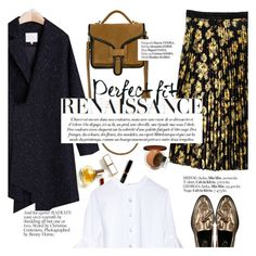 perfect fit renaissance by punnky on Polyvore featuring polyvore fashion style Opening Ceremony Garance Doré Haute Hippie Maryam Keyhani clothing