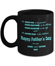 We have a GOOD and Loving MAN called DAD!!! Best Husband, Happy Fathers Day, Dads, Free Shipping, Tableware, Fathers, Dinnerware, Dishes, Place Settings
