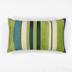 Stripes Lumbar Pillow