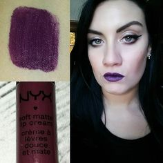 Swatch e Lipswatch del Soft Matte Lipcream n 29, Vancouver by @nyxcosmetics_italy @nyxcosmetics follow @nonsolobeauty1986 #nyxcosmetics #softmattelipcream #vancouver #swatch #lipswatch #nonsolobeauty #nonsolobeauty1986 #beautyblogger #followme #like4like #instalike #instaforlikes #likeforlike #tagsforlikes #tagsforlikeapp #beautifulgirl #beautifulwomen #makeup #makeuppassion #love #instadaily #me #tbt #cute #photooftheday #instamood #bestoftheday #picoftheday #instabeauty #nyxlipcollection