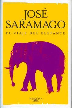 las historias de viajes son las que más me cautivan. este es un libro de viajes y percances con el objetivo de llevar un elefante a una distante ciudad. apenas voy a la mitad pero está muy entretenido. no sé por qué no me había enterado antes de este cuate Saramago, es un genio.
