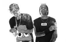 Tickets für A$AP Rocky x Wiz Khalifa: 16 Day Trip im Vorverkauf