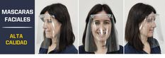Mascaras protectoras. Mascarillas personalizadas. Mamparas protectoras. Mascaras de plástico. Mascara sanitaria Promotional Giveaways, Mascaras, Events