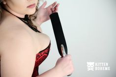 Anyone need a spanking? 'Cause Mistress has got a new toy… There are two things that instantly bring out the malicious Domme in me. Strap-ons and impact toys. There is something about t…