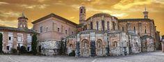 Monasterio Cisterciense de Santa María la Real, Fitero, Navarra.