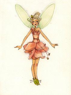 La fée rose / pink fairy