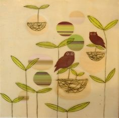 Amy Ruppel painting