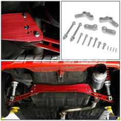 E C E F Efd Braces Honda Civic Hatchback