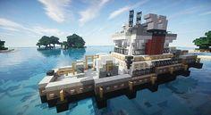 Tugboat Minecraft World Save