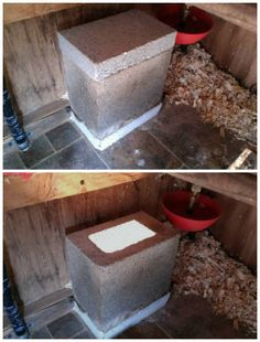 Good Snap Shots Automatic Chicken Coop / Dog Kennel Heater DIY Concepts The us. Good Snap Shots Automatic Chicken Coop / Dog Kennel Heater DIY Concepts The use of a dog kennel h Chicken Barn, Diy Chicken Coop Plans, Portable Chicken Coop, Backyard Chicken Coops, Building A Chicken Coop, Chicken Houses, City Chicken, Small Chicken, Portable Dog Kennels