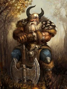 Dwarf concept art by Korean artist Kim Dong Hyuk. Description from pinterest.com. I searched for this on bing.com/images