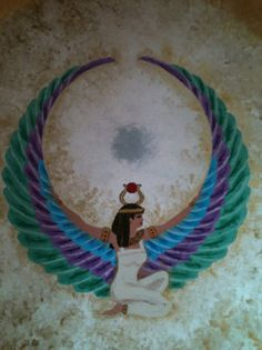 Isis ~Beautiful Isis ( Aset in Egyptian) was originally a Goddess from Nubia and was adopted into Egyptian belief. Her name literally means female of throne, Queen of the throne. Wife and sister to Asar ( Osiris) and mother of Horus.