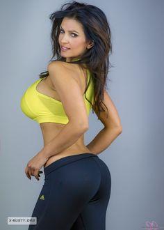 Denise Milani Workout eyval.net | Denise Mil...