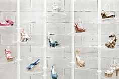 PREVIEW shoe store by in between Design Office Hong Kong 05