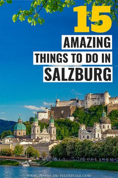 The 15 best things to do in Salzburg Austria. A detailed Salzburg travel guide with all the main tourist attractions and points of interest. When to visit where to stay and the best places to visit in Salzburg. tips Backpacking Europe, Europe Travel Guide, Travel Guides, Travel Destinations, Visit Austria, Austria Travel, European Destination, European Travel, Best Places To Travel