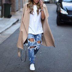 Forever New | Willow camel coat