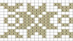 The Killing - Sarah Lund - White Sweater Knitting Motif - All Fiber Arts Jumper Knitting Pattern, Knitting Charts, Hand Knitting, Lund, Intarsia Patterns, Knitting Patterns, Crochet Chart, Bead Crochet, Norwegian Knitting