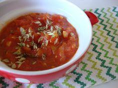 As Minhas Receitas: Back to Basic #4 - Molho de Tomate Rápido