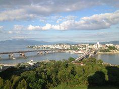 Florianópolis in Santa Catarina