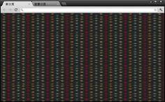 Dark Rainbow 2 - My Chrome Theme  For installation.