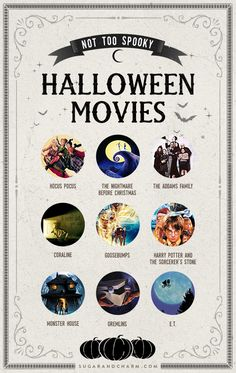 A Charming Halloween Movie Night - Sugar and Charm - sweet recipes - entertainin. A Charming Halloween Movie Night - Sugar and Charm - sweet recipes. Halloween Desserts, Spooky Halloween, Films D' Halloween, Halloween Movies To Watch, Halloween Movie Night, Cool Halloween Costumes, Halloween 2020, Holidays Halloween, Halloween Crafts