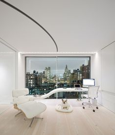 Living With Books And Art A Loft In New York By Unstudio Homedsgn