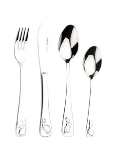 Baby Flatware Set (4 PC) from Flatware: Starting at $9 on Gilt
