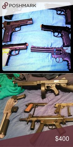 Airsoft guns Airsoft rifles for sale Other