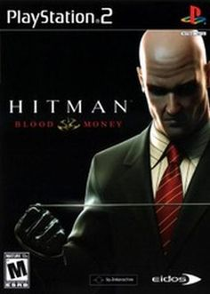 Hitman: Blood Money (Sony PlayStation 2, 2006) Complete