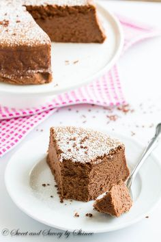 Make this delicious chocolate soufflé cheesecake with just 3 pantry staples.