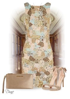"""Special Occasion Dress"" by diane-hansen ❤ liked on Polyvore"