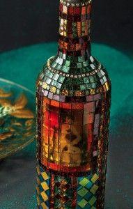 Laurel Skye  - free PDF tutorial amazing mosaics