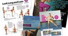 """WHY BUILDING """"LONG AND LEAN"""" MUSCLES IS A MYTH If you've been enticed by the promise of """"long and lean"""" muscles, you're not alone. Fitness companies pump millions of dollars into advertising exercise solutions that promise to help you look """"long and lean,"""" while trusted and well-intentioned, but misinformed, fitness instructors across many disciplines further propagate these persistent claims. Women occasionallycontact me seekingadvice on …"""