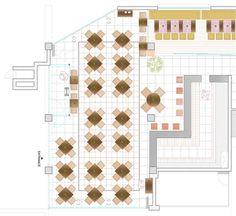 Restaurant Site Plan