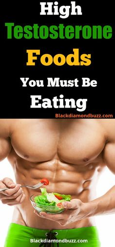 High testosterone foods and boosting supplements you must be eating to increase the level of testosterone and increase sex drive naturally  #testosterone #food
