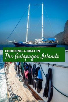 The Galapagos Islands are best explored by boat, but not all cruise tours are the same. Heres how to pick the right Galapagos cruise boat for you.