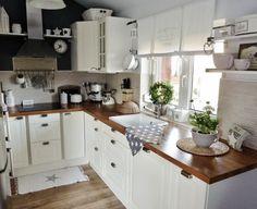 malá... milovaná... Kitchen Inspiration, Houses, Home Decor, Homes, Decoration Home, Room Decor, Home Interior Design, House, Computer Case