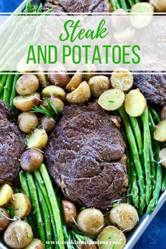 Steak and Potatoes |