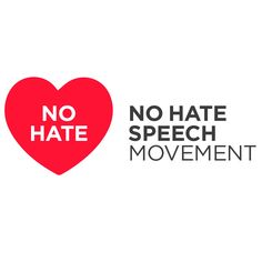 The No Hate Speech Movement http://www.nohatespeechmovement.org;