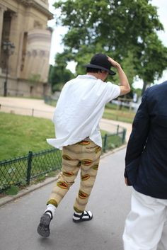 They Are Wearing: Paris Men's Fashion Week Spring 2015 - Slideshow