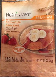 B (G) - Homestyle Pancakes - F. Very good. Come 2 to a pack. Heated them briefly in microwave then finished in toaster oven. Served with Craig's Sugar Free Syrup.