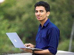 Deepak Ravindran: A dropout who is now his college's biggest hirer - The Economic Times