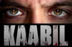 """The first poster look of Hrithik Roshan-starrer """"Kaabil"""" is out, shared director Sanjay Gupta on online social media. Taking to Twitter, Gupta shared the first poster of his film which has been produced by Rakesh Roshan under his banner FilmKraft Productions. """"Here it is. The first look poster of 'Kaabil',"""" Gupta tweeted. HERE IT IS. The first look poster of...  Read More"""